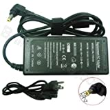 Laptop AC Adapter/Power Supply/Charger+US Power Cord for Gateway