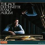 Piano Album by Jack Dejohnette