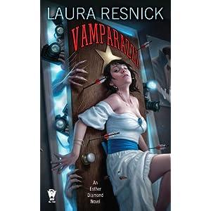 Vampirazzi by Laura Resnick