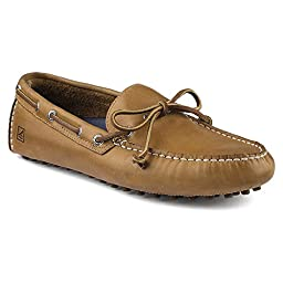 Sperry Top-Sider Men\'s Hamilton Driver 1-Eye Sahara Loafer 12 W (EE)