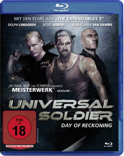 Universal Soldier - Day of Reckoning [Blu-ray]