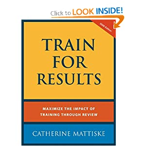 Train For Results Catherine Mattiske