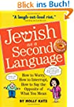 Jewish as a Second Language: How to W...