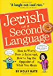 Jewish as a Second Language: Second E...