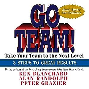 Go Team! Audiobook