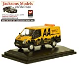 Oxford 76FT016 Ford Transit SWB Low Roof AA 1:76 Scale