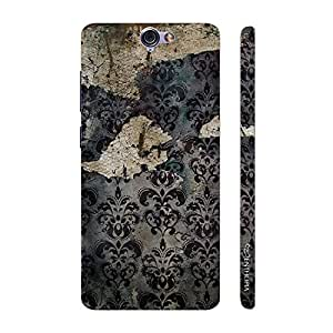 Enthopia Designer Hardshell Case OLD GRUNGE WALL Back Cover for HTC One A9