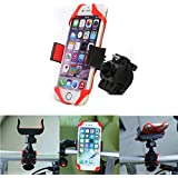 Generic Universal Bike Phone Stand Bicycle Bike Motorcycle Handlebar Mount Holder Support Cycling Accessories