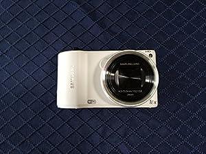Samsung WB200F/WB250F Digital Camera 14.2 Megapixels 3-Inch Screen WiFi USB (White)