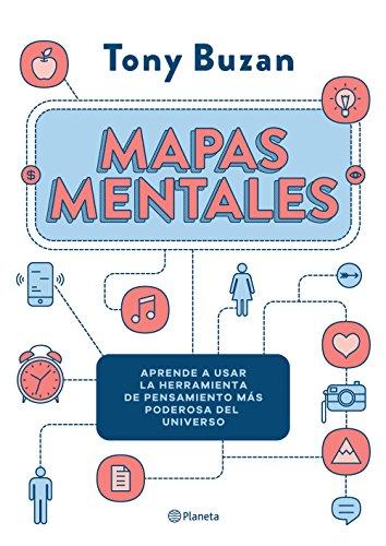 Mapas mentales  [Buzan, Tony] (Tapa Blanda)