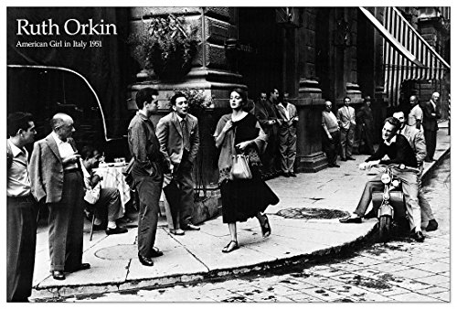 orkin-american-girl-in-italy-1951-decorative-panel-90x60-cm