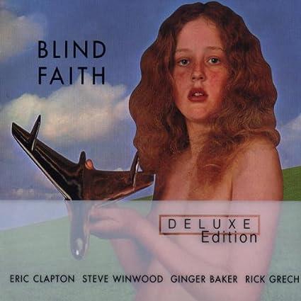 Eric Clapton/Derek/Cream/Blind Faith 517z1nHQm4L._SX425_