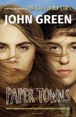 Amazon: Paper Towns (Paperback) by John Green @ Rs 139 (40% OFF)