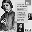 Schumann: Vilolin Concerto/Cello Concerto/