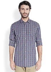ColorPlus Navy Men's Shirt