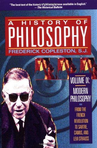 History of Philosophy, Volume 9 (Modern Philosophy)