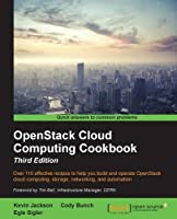 OpenStack Cloud Computing Cookbook, 3rd Edition Front Cover