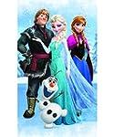 Disney Frozen 042514 Badetuch Olaf, B...