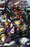 img - for Transformers: Generation 1 (Vol. 2) #3 (Variant) book / textbook / text book
