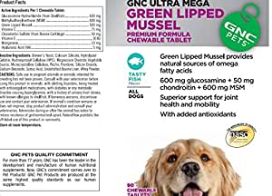 Green Lipped Mussel For Dogs Pets At Home