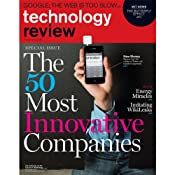 Audible Technology Review, March 2011 | [Technology Review]