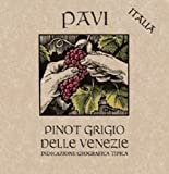 2009 Pavi Wine Italia Pinot Grigio Napa Valley 750 mL