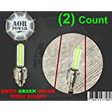 AOR POWER (2) Top Quality Bicycle Stem Lights. Bike LED Tire Valve Stem Cap Lamp. USA Bicycle Wheel Light Keeps You Safe and Visible When Vehicles Are Approaching You From the Side. BUY ONLY AOR POWER(TM) - USA SELLER - BUY WITH CONFIDENCE