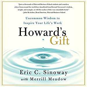 Howard's Gift Audiobook