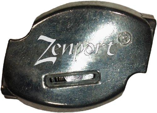 Zenport ZJ121 Agri-Lock Trellis Wire Fastener Twist Garden Ties, Medium