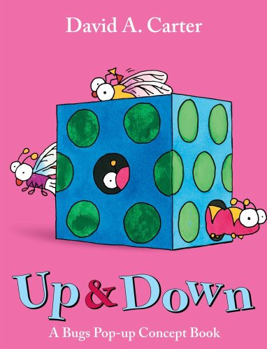 Up & Down: A Bugs Pop-up Concept Book (Bugs Pop-Up Concept Books)