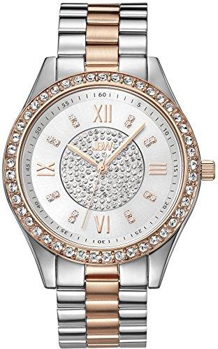 Da donna JBW diamante in acciaio inox orologio Mondrian