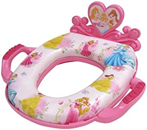 Ginsey Disney Princess Soft Potty with Sound