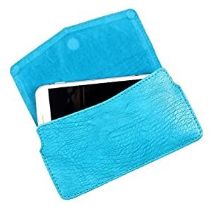 DooDa PU Leather Case Cover For Micromax Canvas L