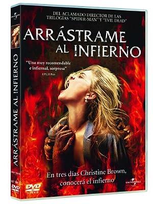 Arrastrame Al Infierno (Import Movie) (European Format - Zone 2) Alison Lohman; Justin Long; Lorna Raver; D