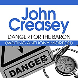 Danger for the Baron Audiobook