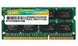 シリコンパワー ノートPC用メモリ1.35V (低電圧) - 1.5V 両対応 204Pin DDR3L 1600 PC3L-12800 8GB 永久保証 SP008GLSTU160N02
