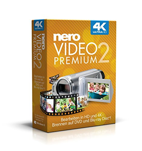 Nero Video Premium 2 [import allemand]