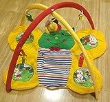 Alfombras de juego y gimnasio para beb�s, mantas de actividades mariposa. Regalo beb�