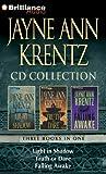 Jayne Ann Krentz CD Collection 2: Light in Shadow, Truth or Dare, Falling Awake (Jayne Ann Krentz CD Collections)