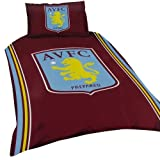 Aston Villa Official Single Duvet
