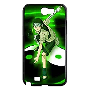 TConline Cool HYUGA NEJI in Naruto-Custom case cover for Samsung Galaxy Note 2 N7100-Printed Hard Plastic case-Naruto Style series