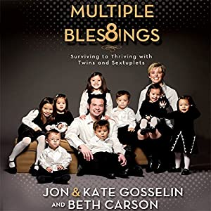 Multiple Blessings Hörbuch