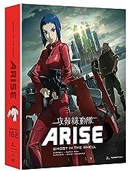 攻殻機動隊ARISE:Borders 1 & 2 北米版 / Ghost in the Shell: Arise - Borders 1 & 2 [Blu-ray][Import]