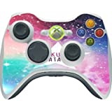 > > > Decal Sticker < < < Hakuna Matata Quote Nebula Galaxy Design Print Image Xbox 360 Wireless Controller Vinyl Decal Sticker Skin By Trendy Accessories