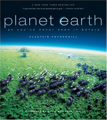 Planet Earth: As You've Never Seen It Before ISBN-13 9780520250543