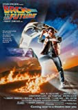 Classic 80's Back To The Future McFly Michael J Fox Movie Film A3 Poster / Print / Picture 280GSM Satin Photo Paper