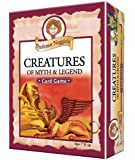 Educational Trivia Card Game - Professor Noggin's Creatures of Myth and Legend