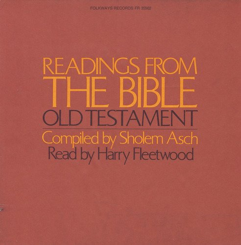 CD : HARRY FLEETWOOD - Readings From The Bible - Old Testament