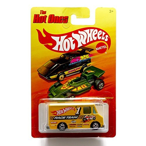 COMBAT MEDIC (HOT WHEELS RACE TEAM) * The Hot Ones * 2011 Release of the 80's Classic Vintage HOT WHEELS - 1