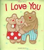 I Love You (My First Taggies Book)